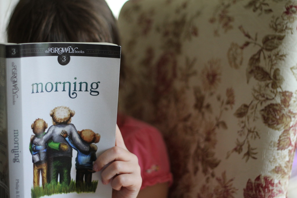 The Growly Books: Morning