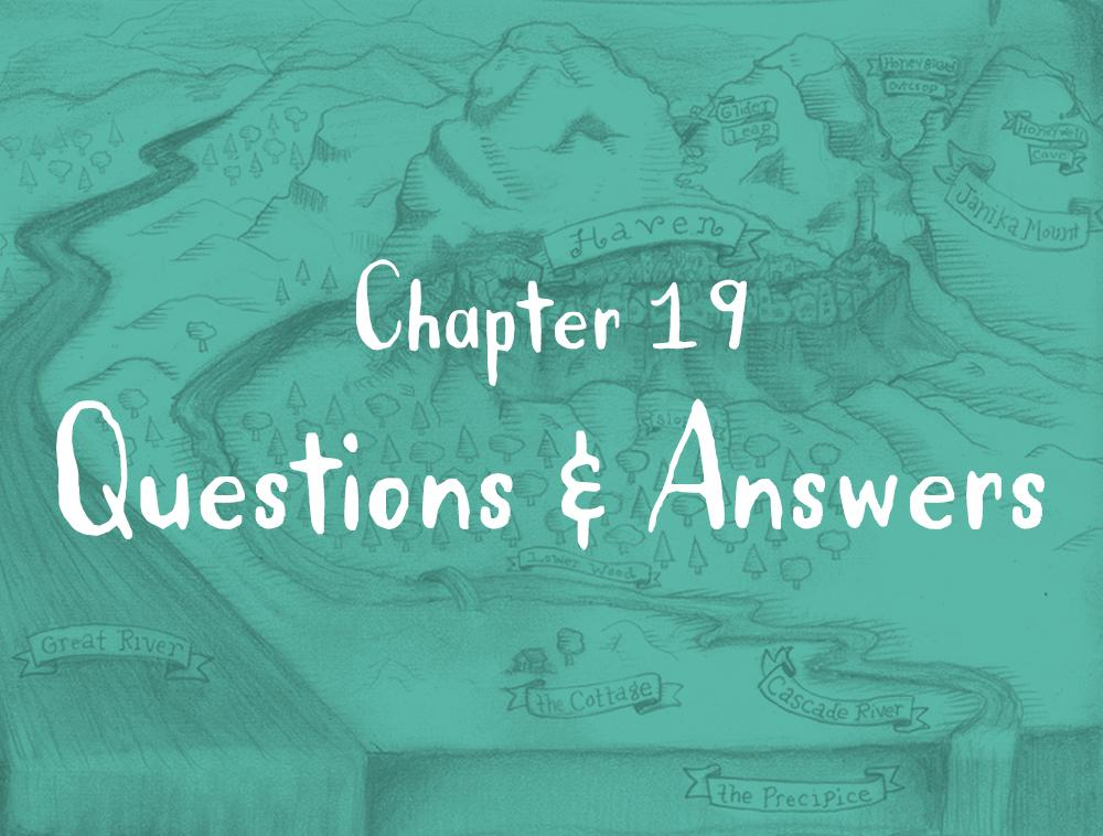 Chapter 19: Questions & Answers