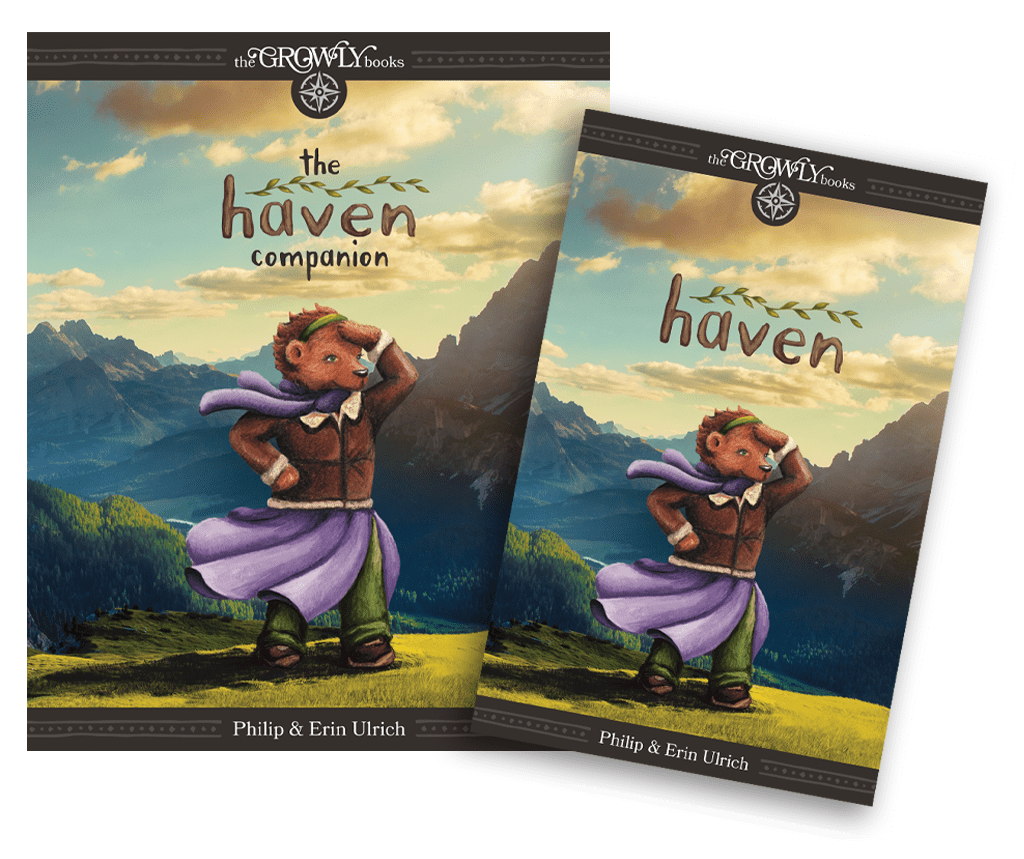 The Growly Books: Haven and The Haven Companion