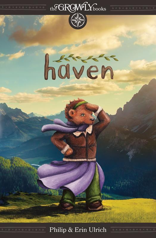 The Growly Books: Haven