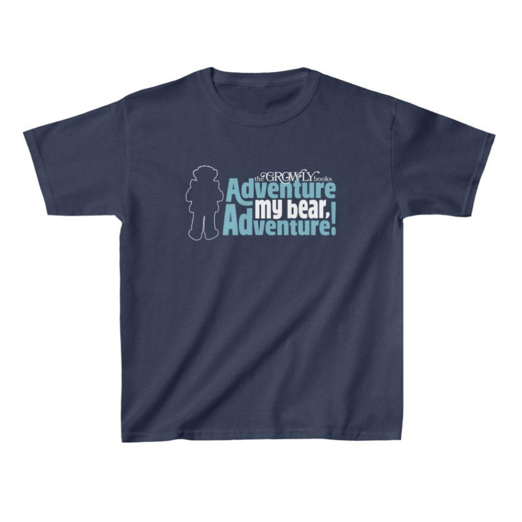 Adventure My Bear, Adventure T-Shirt