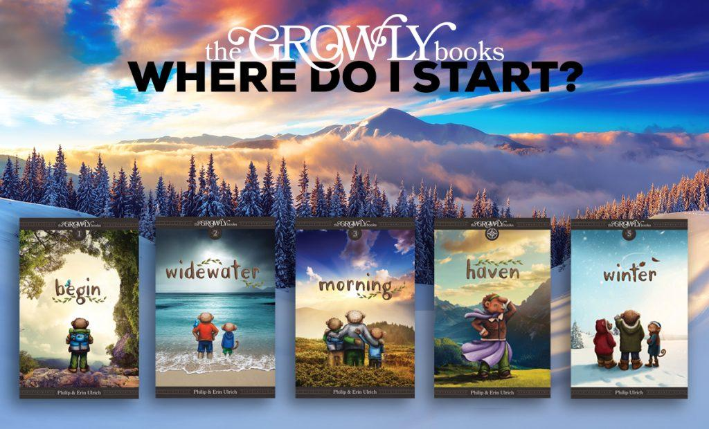 How to Read the Growly Books