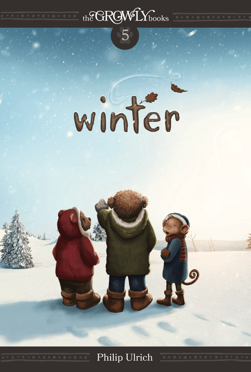 The Growly Books 5: Winter
